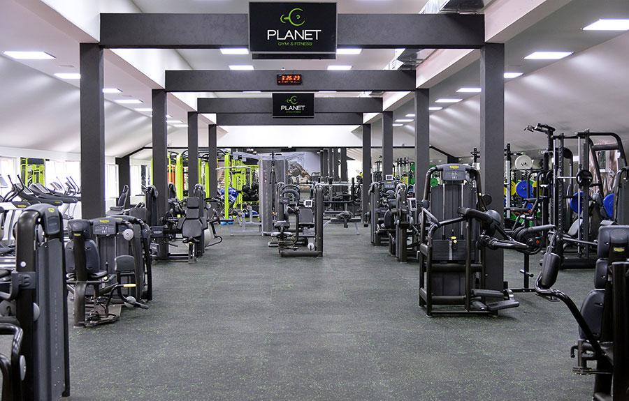 PLANET Gym & Fitness, Belgrade - GALLERY